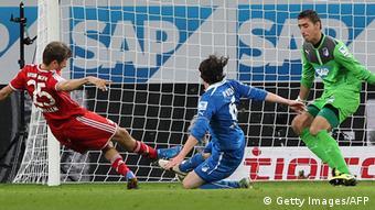 Fußball 1. Bundesliga TSG 1899 Hoffenheim gegen FC Bayern München
