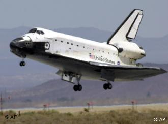Space shuttle – Do novih visina? Ili padova?