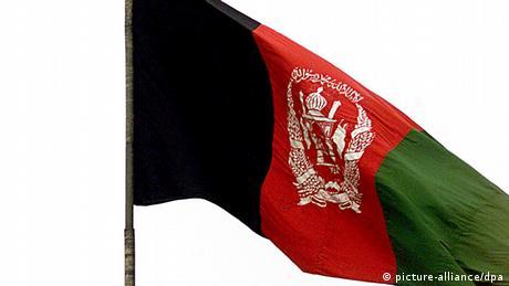 Afghanistan Flagge