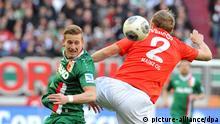 Fußball Bundesliga 2013/14 11. Spieltag FC Augsburg vs. 1.FSV Mainz 05
