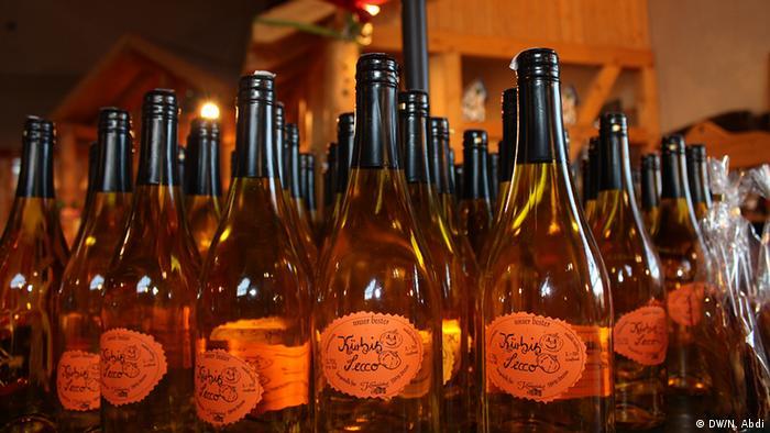 Prosecco pumpkin bottles, Photo: Nuradin Abdi