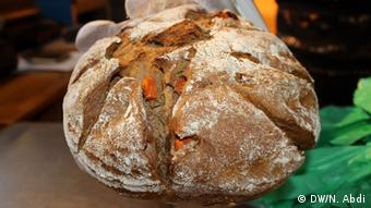 A loaf of pumpkin bread, Photo: Nuradin Abdi