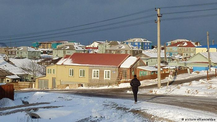There are presently around 17,000 Russian citizens living on the islands(picture-alliance/dpa)