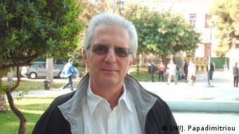 Roma in Griechenland Panagiotis Dimitras Menschenrechtler