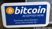 Deutschland Währung zahlen mit Bitcoin