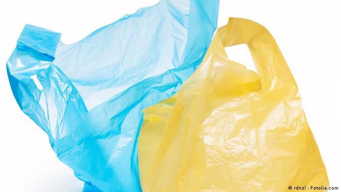 Symbolbild Plastiktüten