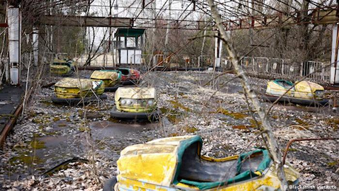 Chernobyl in Ukraine, Copyright: Blacksmith Institute