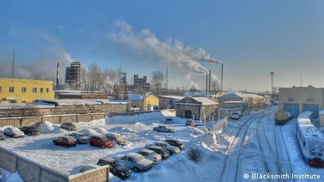 Dzerzhinsk in Russia (Photo: Blacksmith Institute)