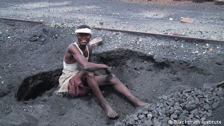 Kabwe, Sambia Photo: Blacksmith Institute