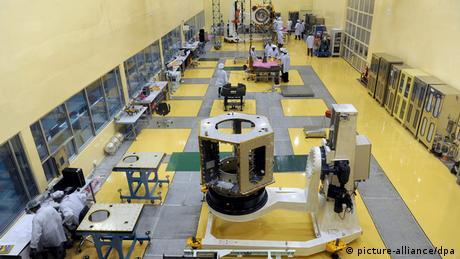 Indien Raumfahrt Mars Orbiter Mission