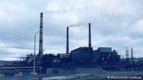 Norilsk, Russia Photo: Blacksmith Institute