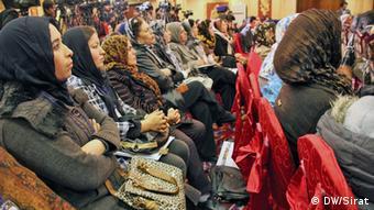 زنان تجارت پیشه در این نمایشگاه گفتند که خواهان حمایت دولت می باشند.
