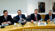 Vorbereitungsgespräche zur Syrien-Konferenz in Genf