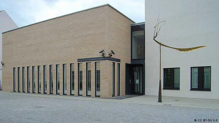 Synagoguee in Gelsenkirchen (Photo: Daniel Ullrich)