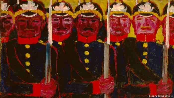 Modern Art And World War I