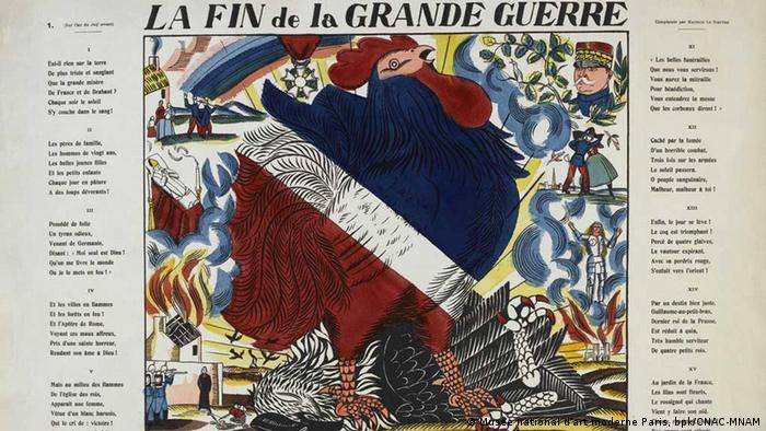 1914 Die Avantgarden im Kampf