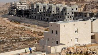 An Israeli settlement Photo: UPI/Debbie Hill /LANDOV