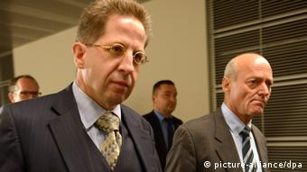 Hans-Georg Maassen and Gerhard Schindler
