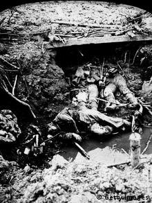 Belgien Geschichte Erster Weltkrieg Westfront