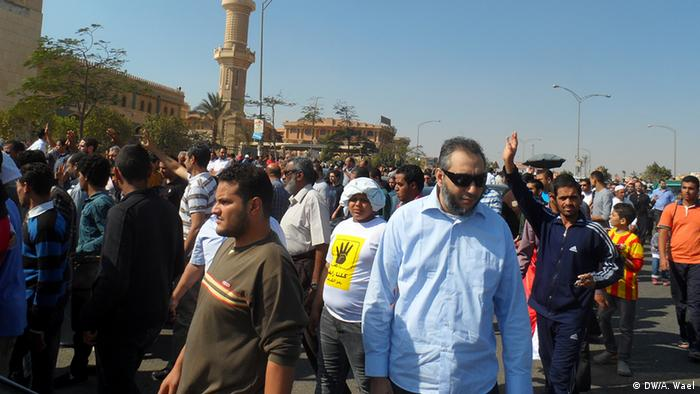 Ägypten Mursi Anhänger demonstrieren in Kairo