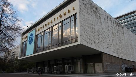 DDR-Architektur in Berlin: Das Kino International