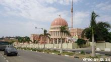Parlament in Luanda
