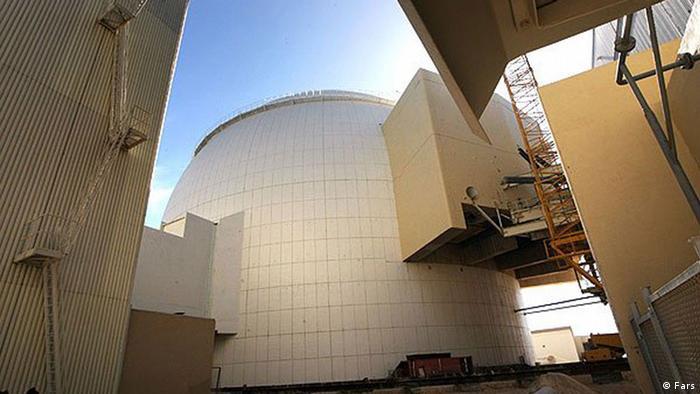 5+1 Gespräche Atomprogram Iran Atomanlage Buschehr