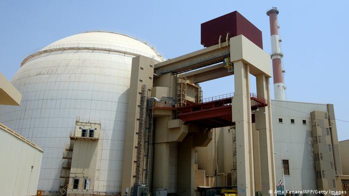 Irans Atomanlage in Buschehr (Foto: Getty Images)