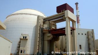 Die Atomanlage Bushehr (Foto: AFP/ Getty Images)