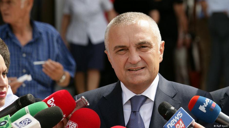 Ilir Meta zgjidhet President i Shqipërisë