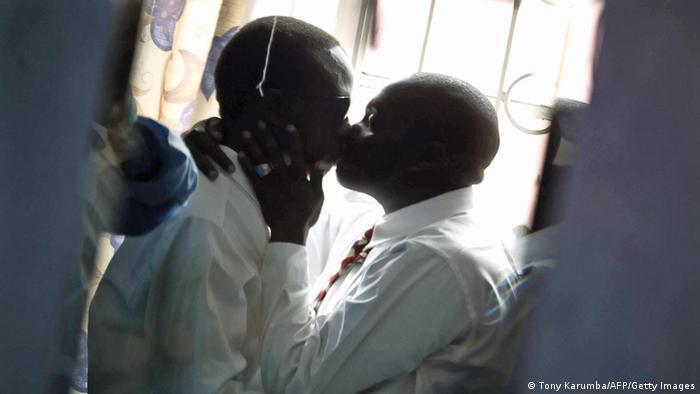 Гомосексуалы в Кении