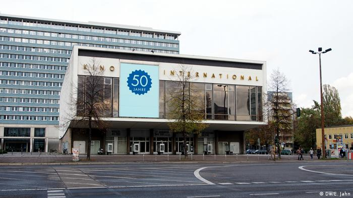 Kino International in der Karl-Marx-Allee in Berlin