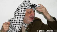 Fall Yasser Arafat Polonium