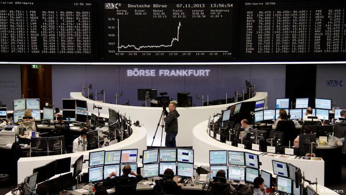 Frankfurter Börse DAX