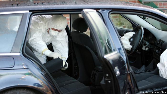 Ermittlungen zu Giftmord an Alexander Litwinenko