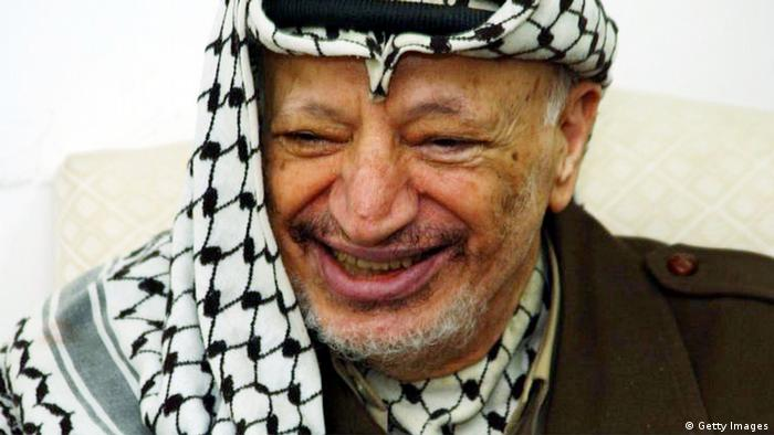 Yassir Arafat 2002 (Foto: Getty Images)