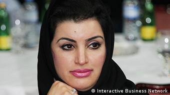 Aisha Hussein Alfardan is a prominent Qatari businesswoman, Vice chairwoman of the Qatari Businesswomen Association, and head of the Qatar Hub and Board Member of the Middle East and North Africa Businesswoman's Network. In 2006 Alfardan was ranked 24th on the Forbes list of the 50 Top Businesswomen in the Arab Word, which recognized her success, prominence and ambition in the business world. Aisha Hussein Alfardan is the daughter of the renowned Qatari businessman, Hussein Alfardan—Chairman of Alfardan Group of Companies, and is following her father's footsteps as she has become one of the prominent businesswomen in the Middle East (Qatar); Copyright: Interactive Business Network