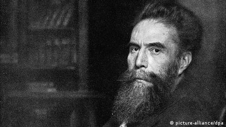 Wilhelm Conrad Röntgen (picture-alliance/dpa)