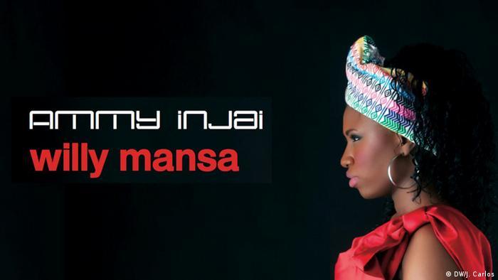 Titel: Ammy Indjai Schlagworte: Ammy Indjay, Guinea-Bissau Ort: Lissabon Fotograf: Joao Carlos (DW) Datum: 23.10.2013 Ammy Indjai ist eine Sängerin, die aus Guinea-Bissau kommt. Willi Mansa ist der Titel von ihrer ersten CD.