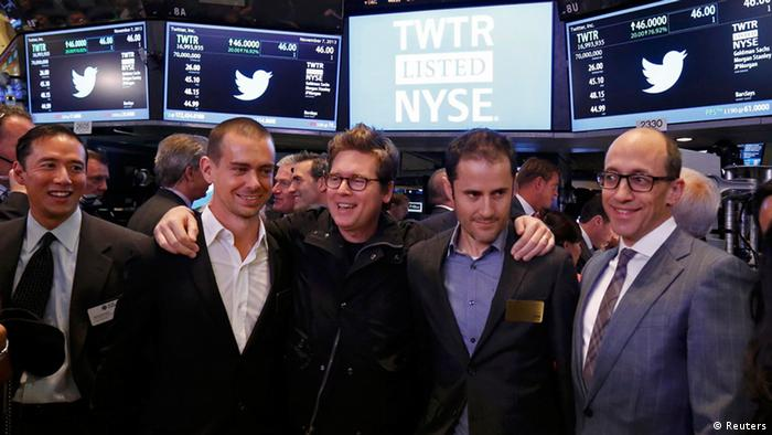 Twitter IPO in 2013
