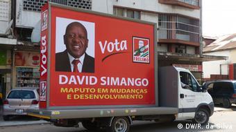 Wahlkampf David Simango FRELIMO