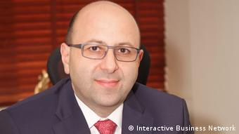 Mr. Raed Chehaib, CEO Interactive Business Network in Doha, Qatar; Copyright: Interactive Business Network