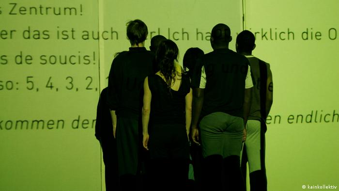 Exploring Germany's colonial history through theater