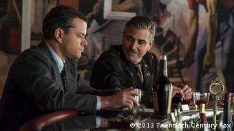 Film Kino USA Filmszene The Monuments men
