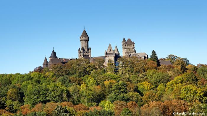 Замок Браунфельс - Schloss Braunfels