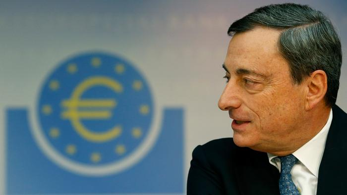 EZB-Chef Mario Draghi (Foto: Reuters)