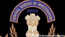 Logo CBI Central Bureau of Investigation, India
