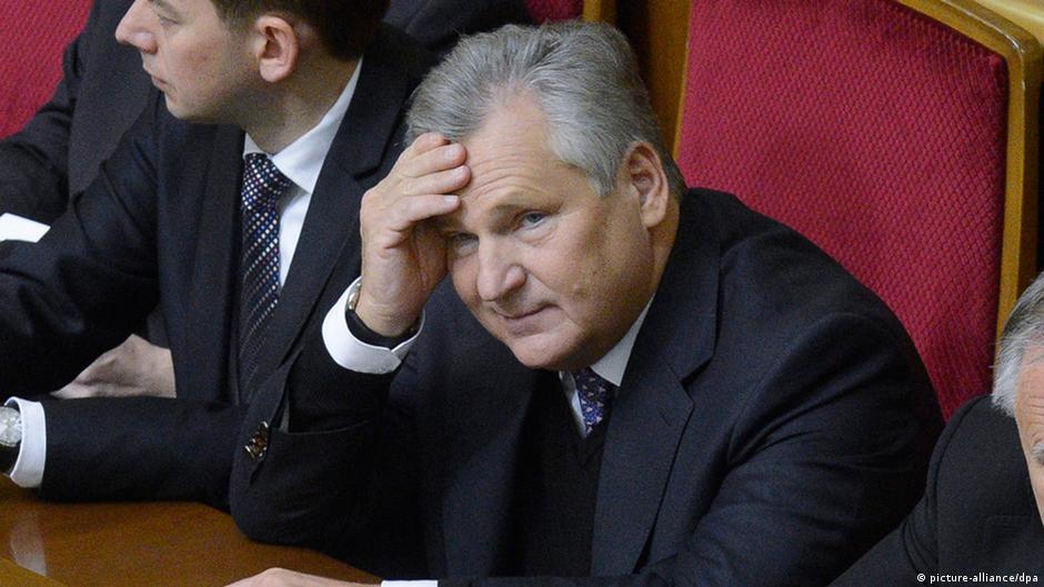 Екс-президент Польщі, член ради директорів Burisma Holdings Олександр Квасневський