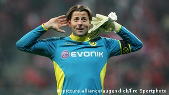 Roman Weidenfeller has impressed in matches against Bayern in the past.