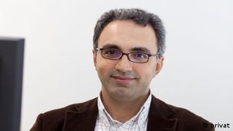 یاشار آیدن، پژوهشگر بنیاد علم و سیاست در برلین